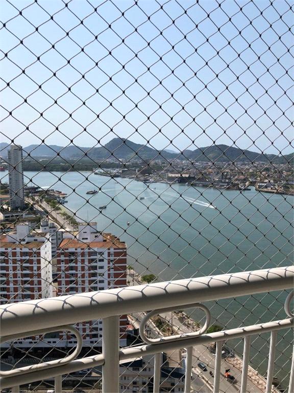 Venda Cobertura Santos Ponta Da Praia REO443988 3