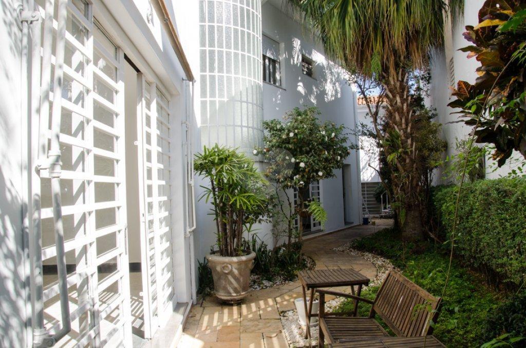 Venda Casa de vila São Paulo Jardim Paulistano REO44545 2