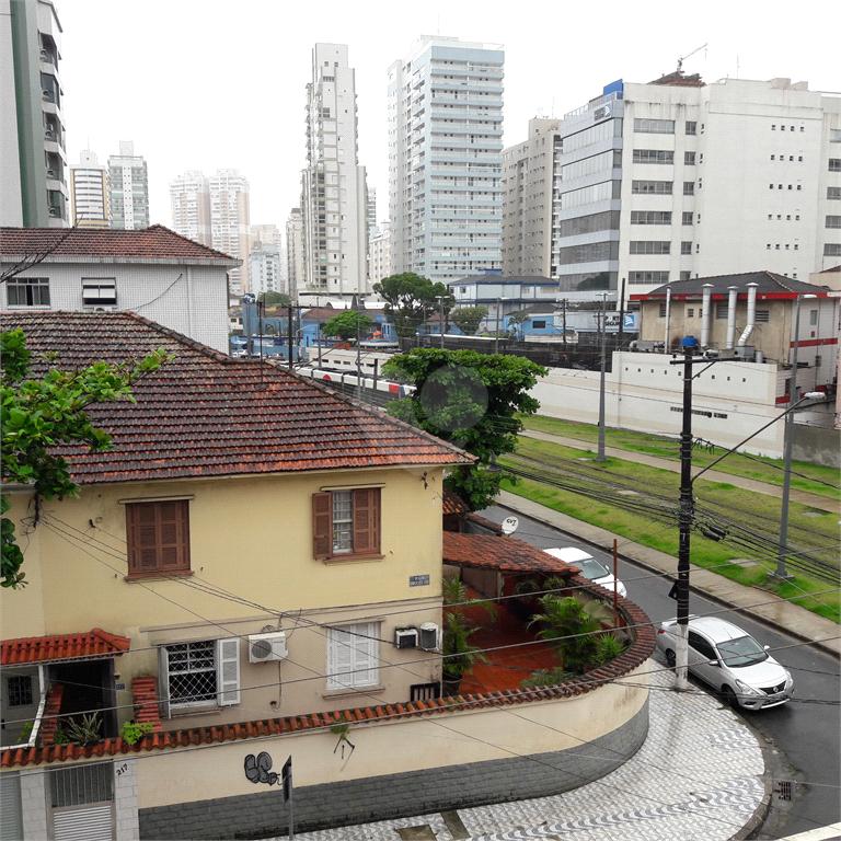 Venda Apartamento Santos Campo Grande REO445993 5