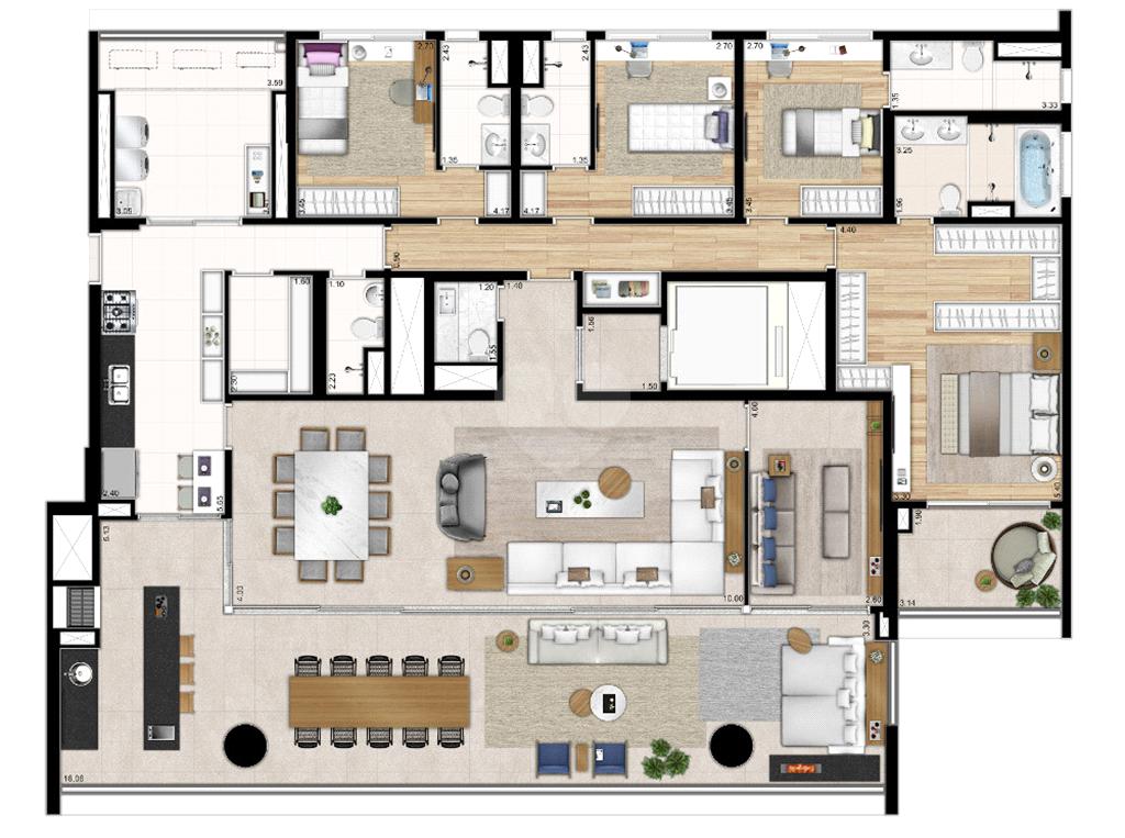 Venda Apartamento São Paulo Sumarezinho REO446307 21