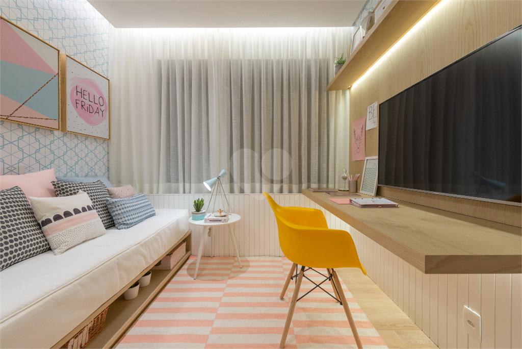 Venda Apartamento São Paulo Sumarezinho REO446307 2