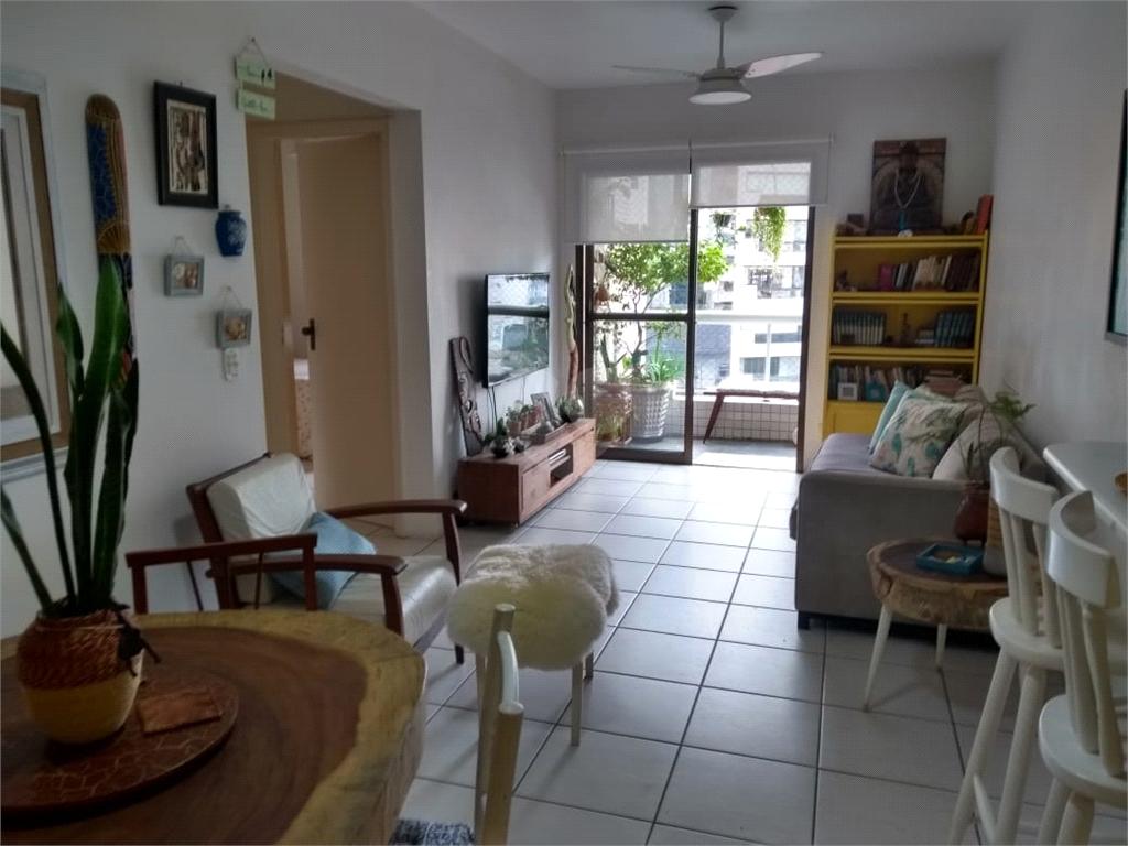 Venda Apartamento Santos Boqueirão REO447729 3