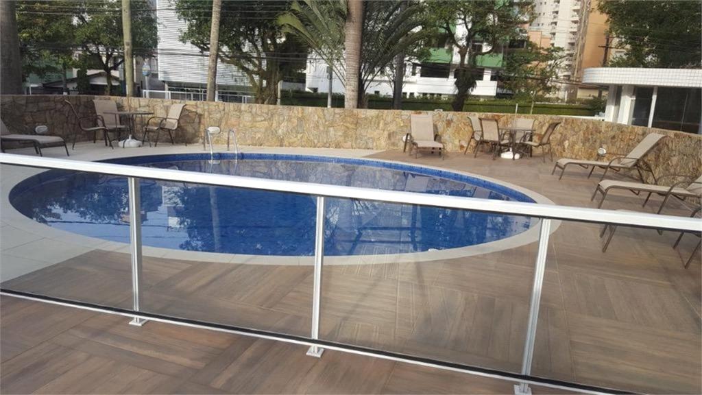 Venda Apartamento Santos Boqueirão REO447729 15