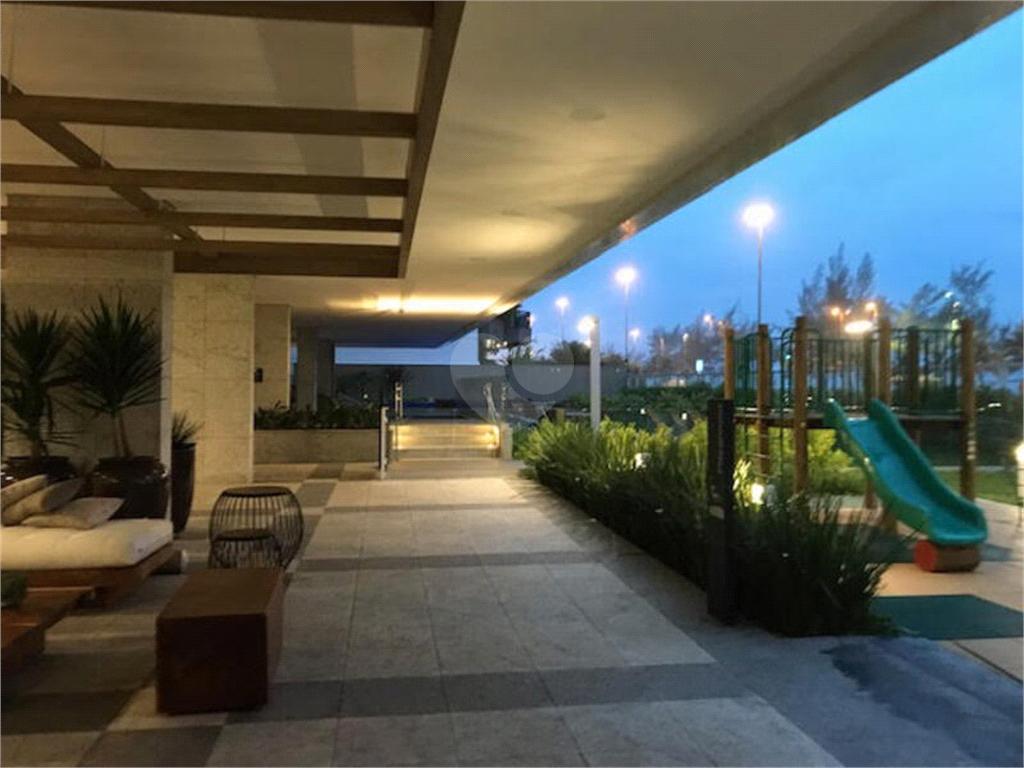 Venda Apartamento Rio De Janeiro Recreio Dos Bandeirantes REO448547 47