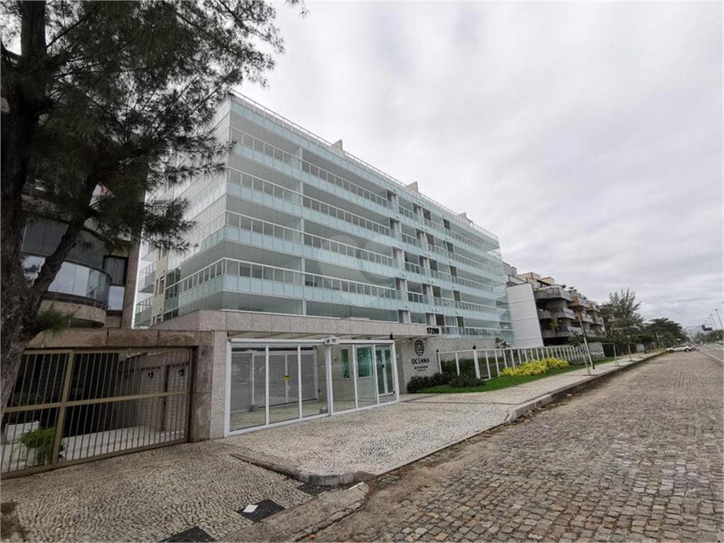 Venda Apartamento Rio De Janeiro Recreio Dos Bandeirantes REO448547 20