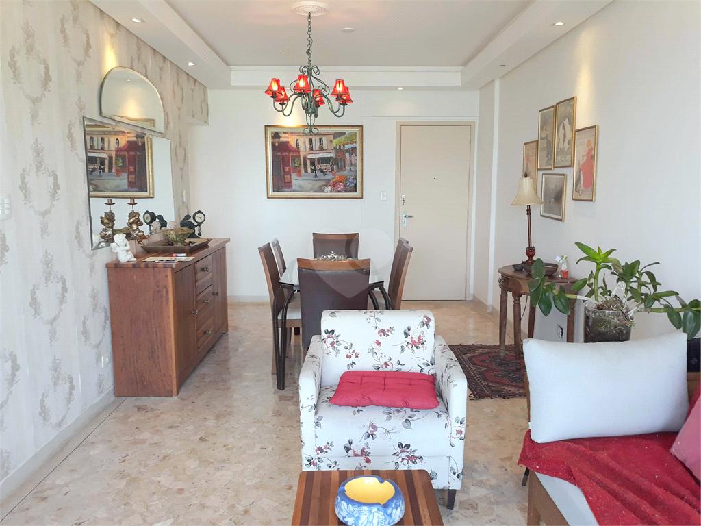 Venda Apartamento Santos Ponta Da Praia REO450704 3
