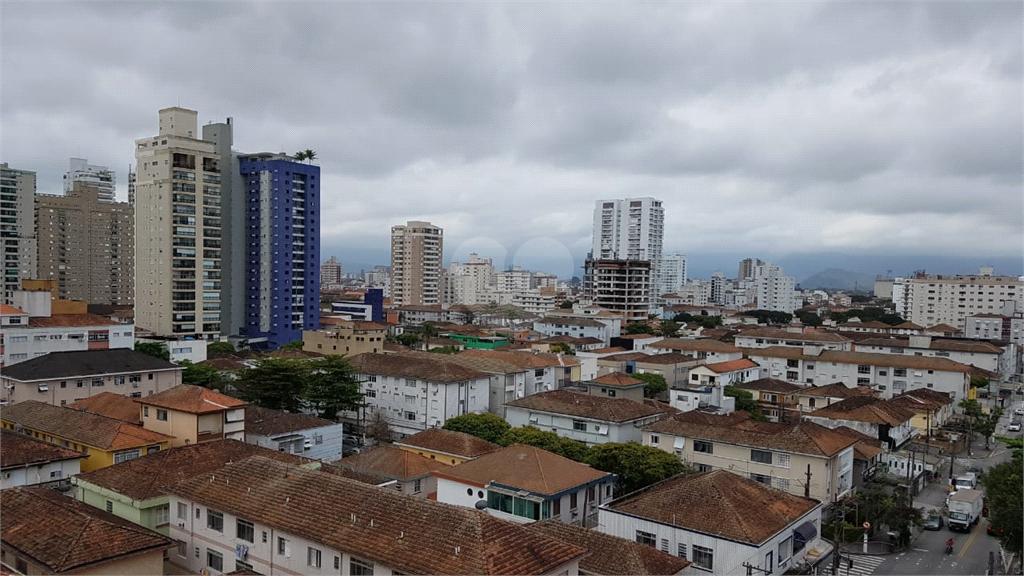 Venda Apartamento Santos Embaré REO451191 22
