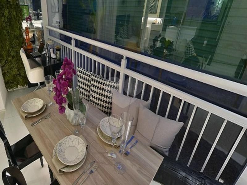 Venda Apartamento São Paulo Pinheiros REO45244 4