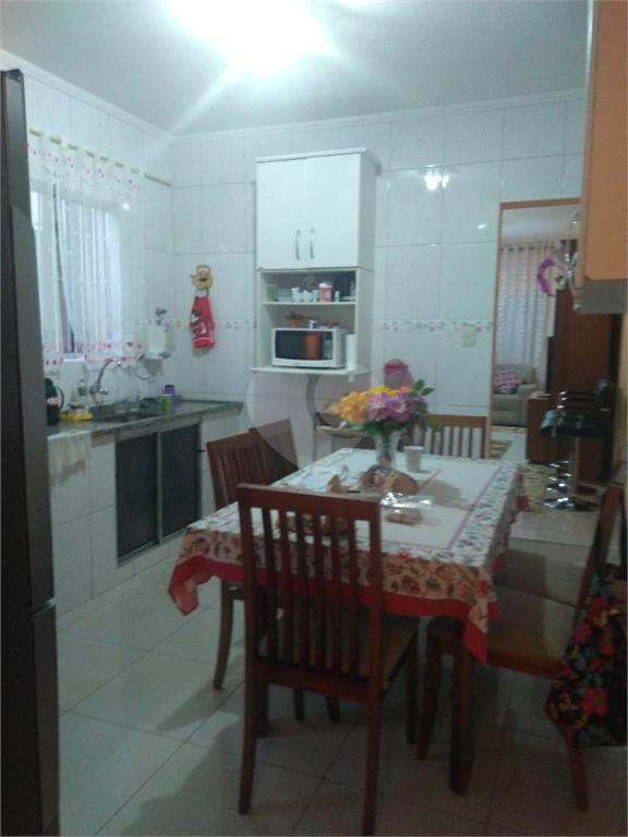 Venda Casa São Bernardo Do Campo Independência REO454394 31