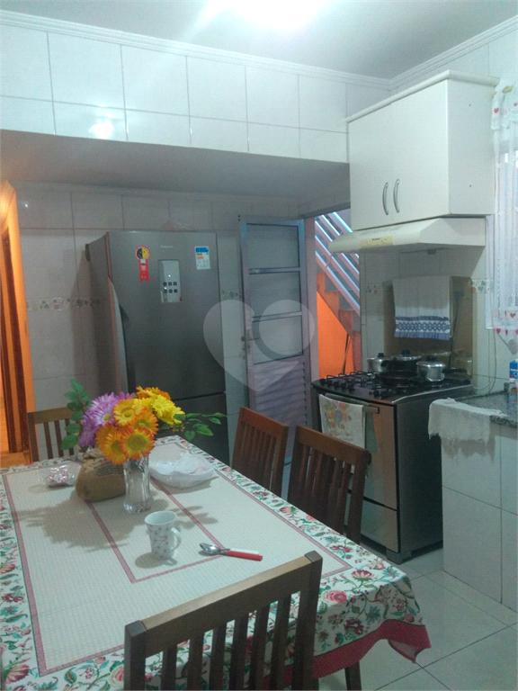 Venda Casa São Bernardo Do Campo Independência REO454394 37