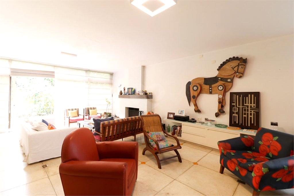Venda Casa São Paulo Alto De Pinheiros REO454727 7