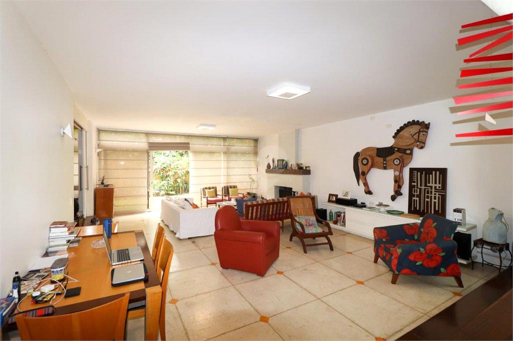 Venda Casa São Paulo Alto De Pinheiros REO454727 2
