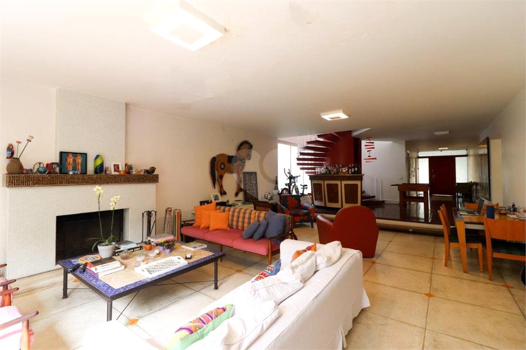 Venda Casa São Paulo Alto De Pinheiros REO454727 6