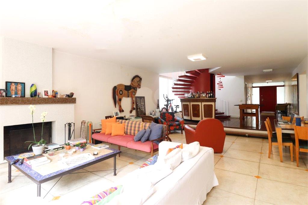 Venda Casa São Paulo Alto De Pinheiros REO454727 1