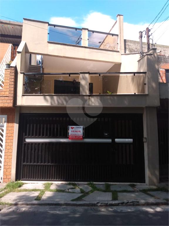 Venda Casa São Bernardo Do Campo Alves Dias REO455611 48