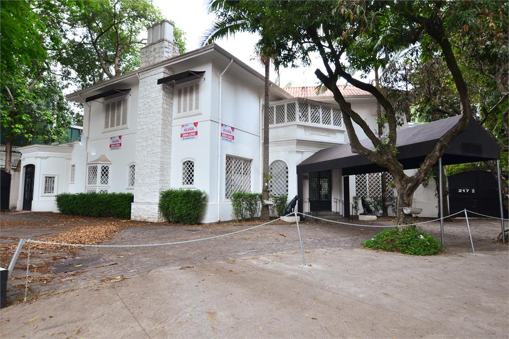 Venda Casa São Paulo Jardim América REO455984 2