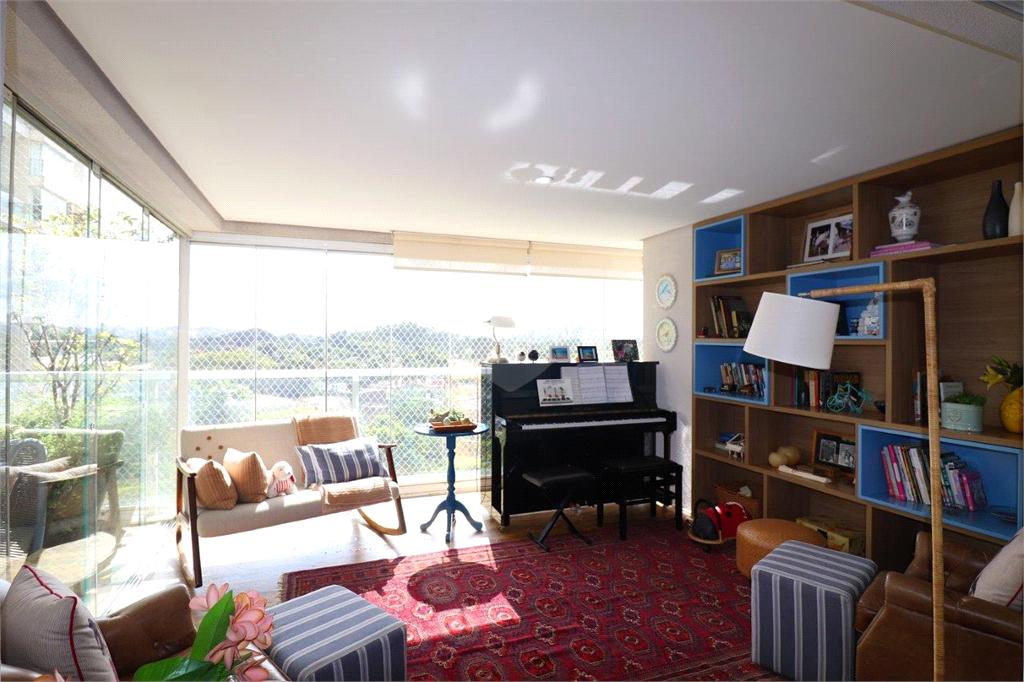 Venda Apartamento São Paulo Alto De Pinheiros REO458013 4