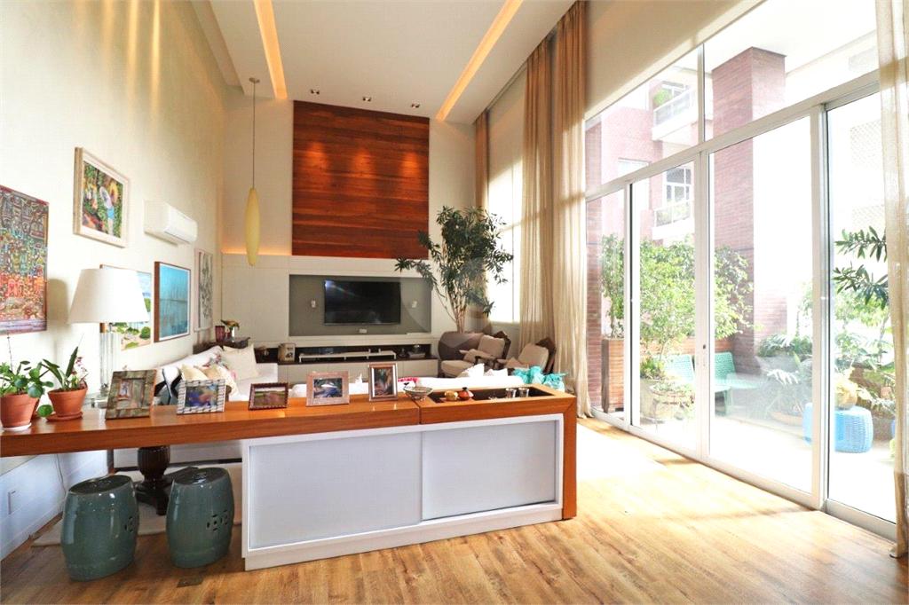 Venda Apartamento São Paulo Alto De Pinheiros REO458013 3