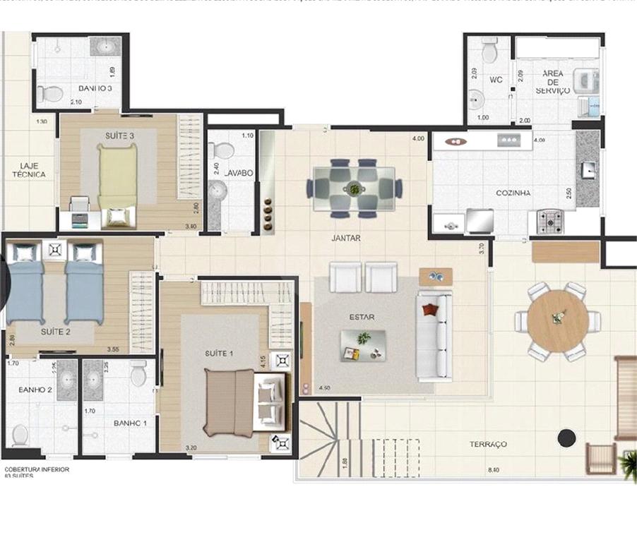 Venda Apartamento Guarujá Pitangueiras REO458707 11