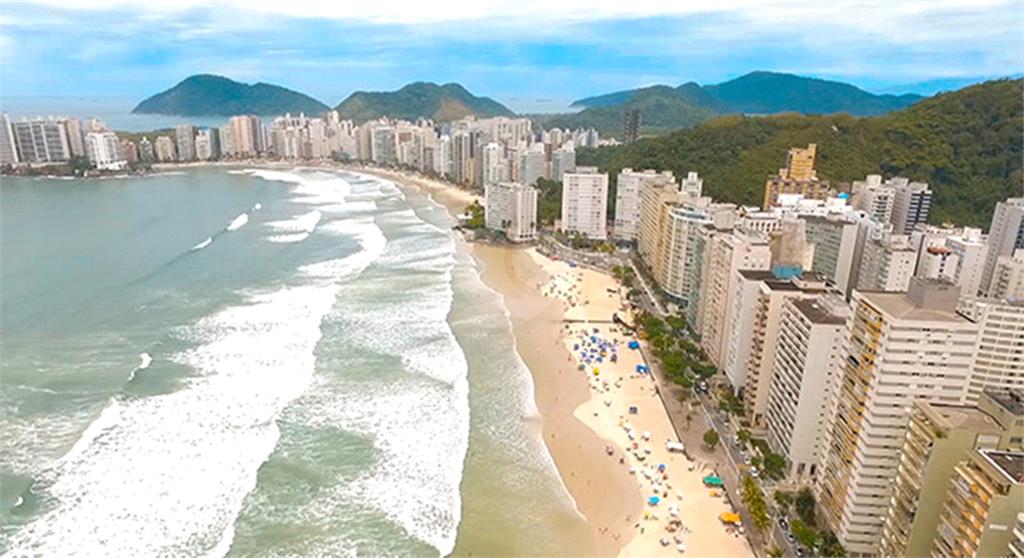 Venda Apartamento Guarujá Pitangueiras REO458707 15
