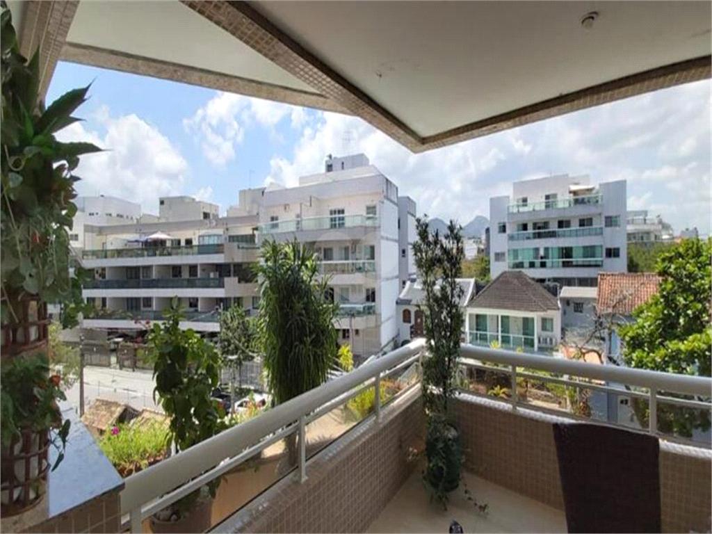 Venda Apartamento Rio De Janeiro Recreio Dos Bandeirantes REO459952 2