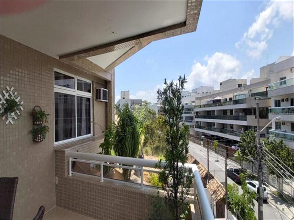 Venda Apartamento Rio De Janeiro Recreio Dos Bandeirantes REO459952 86