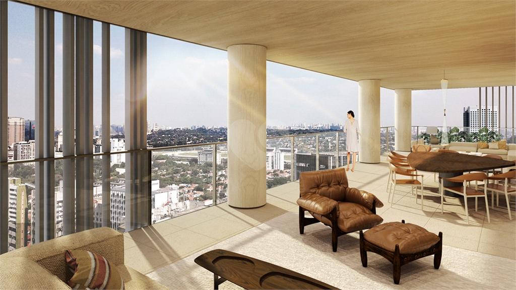 Venda Apartamento São Paulo Pinheiros REO460054 1