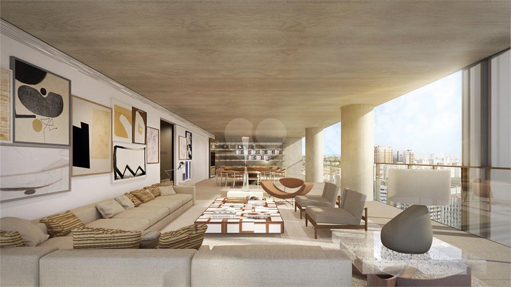 Venda Apartamento São Paulo Pinheiros REO460056 2