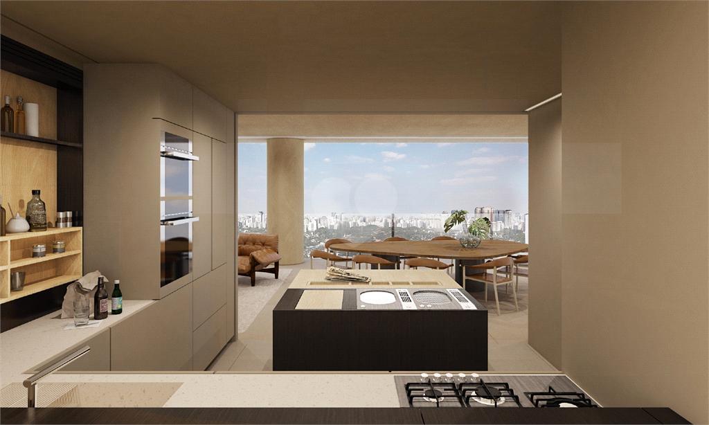 Venda Apartamento São Paulo Pinheiros REO460180 9