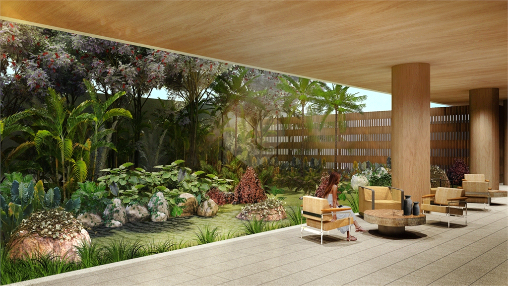 Venda Apartamento São Paulo Pinheiros REO460184 12