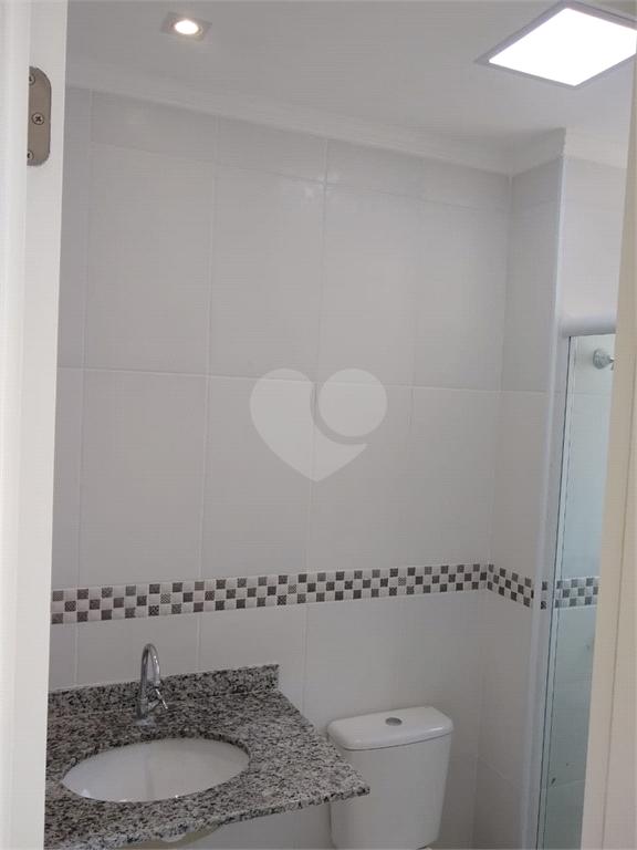 Venda Apartamento Santos Vila Mathias REO460449 8