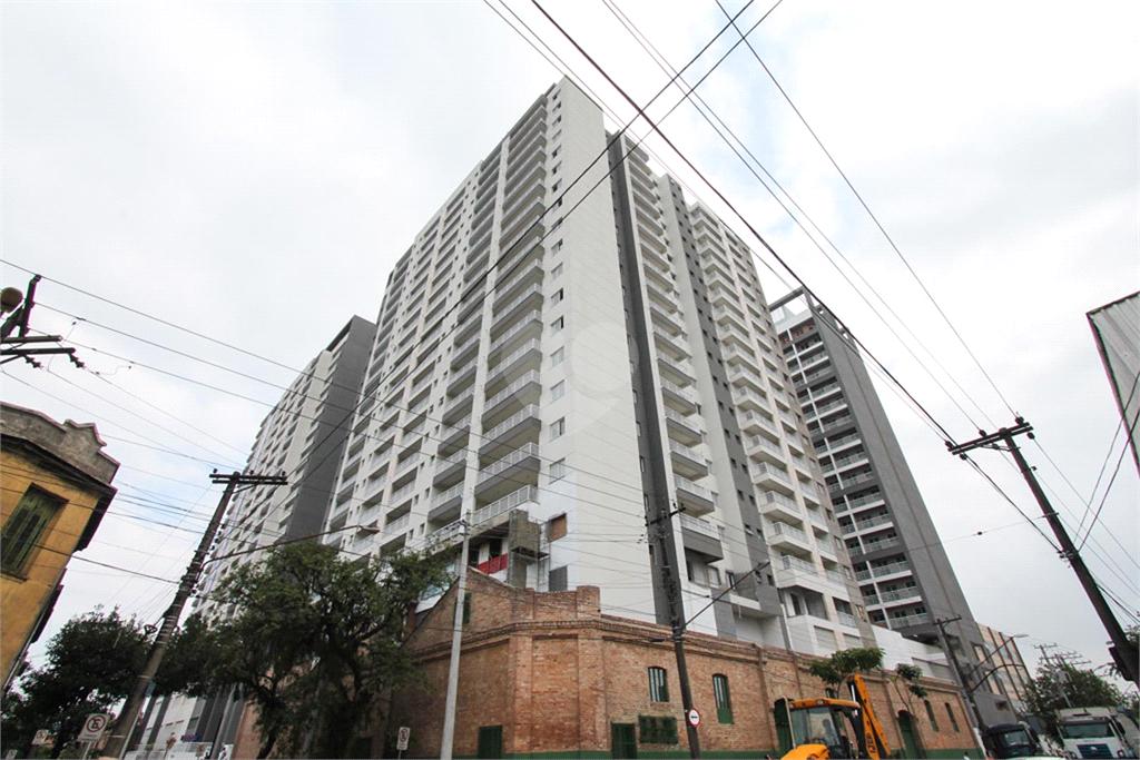 Venda Apartamento Santos Vila Mathias REO460449 26
