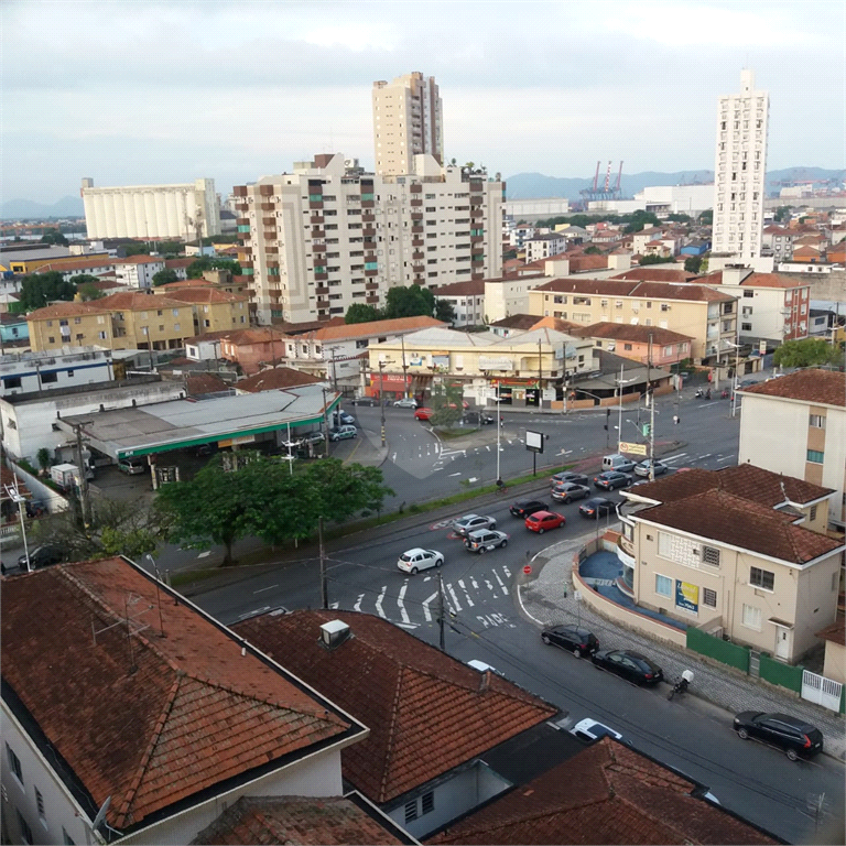 Aluguel Apartamento Santos Embaré REO462284 8