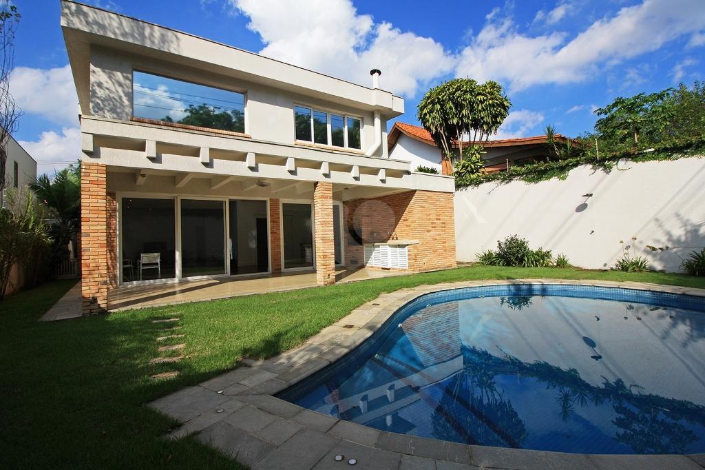 Aluguel Casa São Paulo Alto De Pinheiros REO46371 1