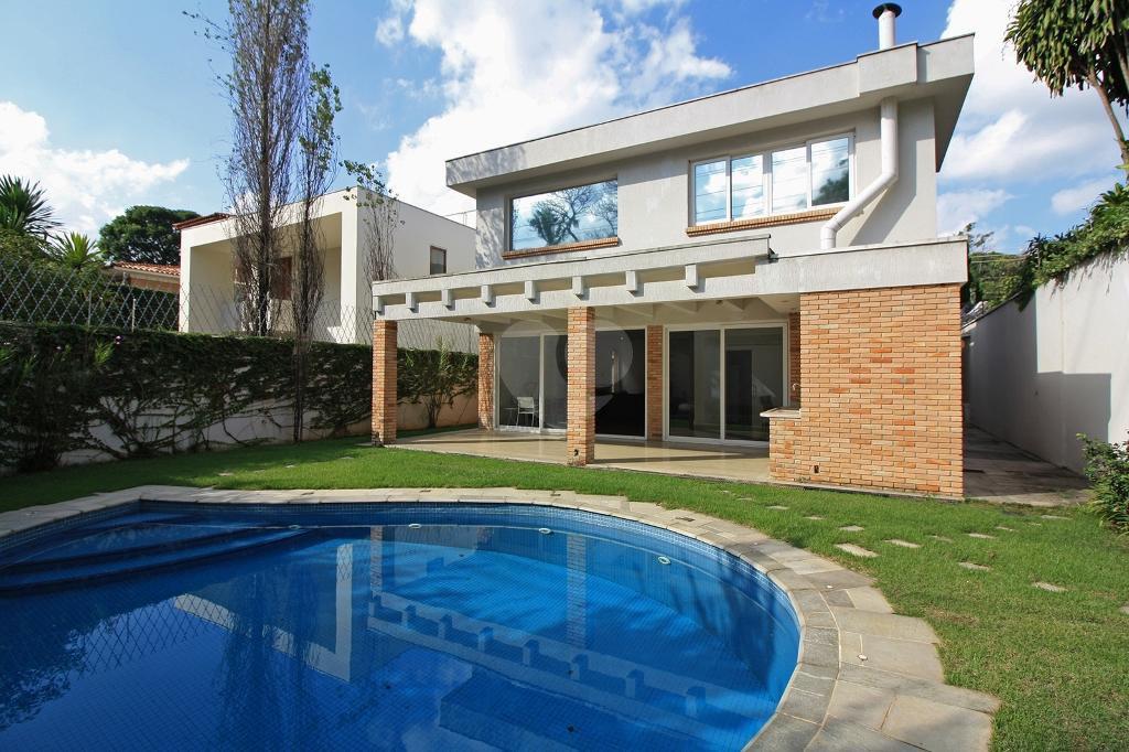 Aluguel Casa São Paulo Alto De Pinheiros REO46371 4