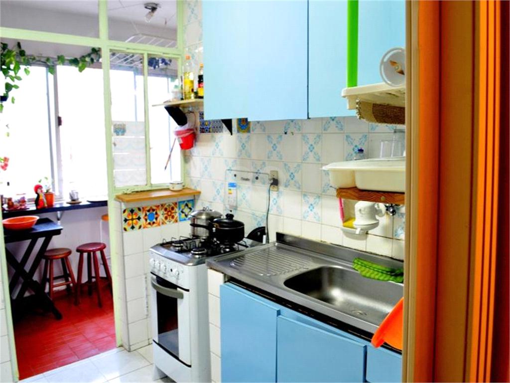 Venda Apartamento São Paulo Pinheiros REO465350 12