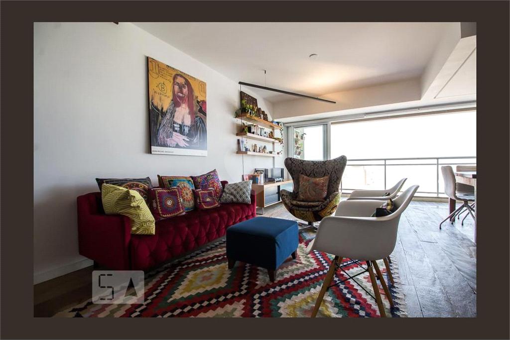 Aluguel Apartamento São Paulo Pinheiros REO467600 2