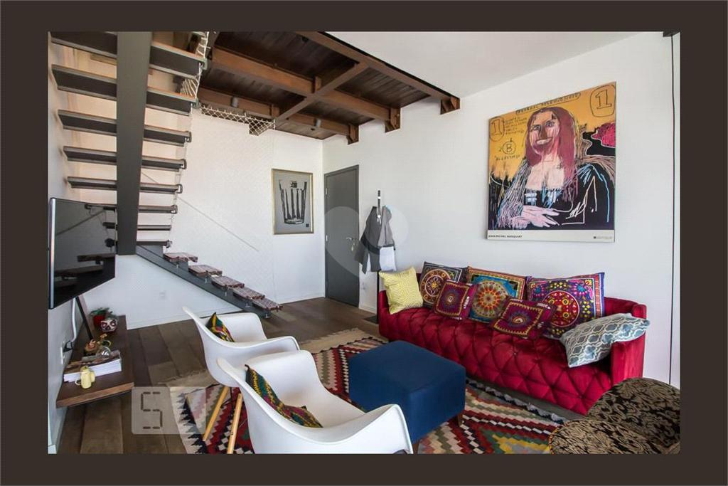 Aluguel Apartamento São Paulo Pinheiros REO467600 4