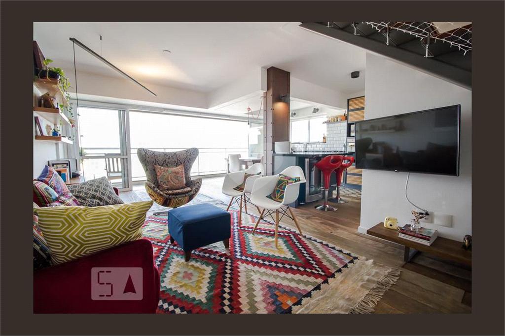 Aluguel Apartamento São Paulo Pinheiros REO467600 1