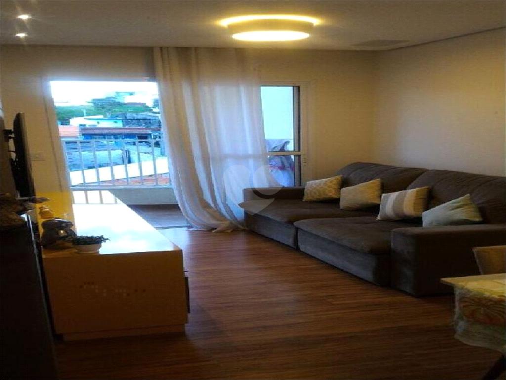 Venda Apartamento Mogi Das Cruzes Jardim São Pedro REO470283 1
