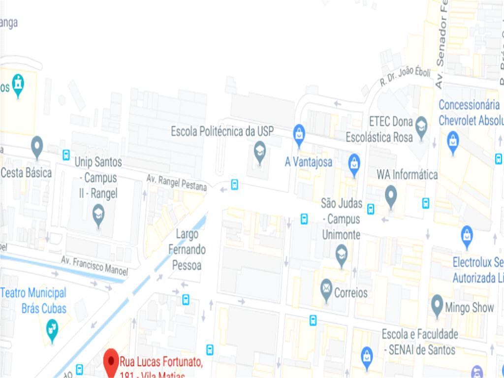 Aluguel Salas Santos Vila Mathias REO471622 14