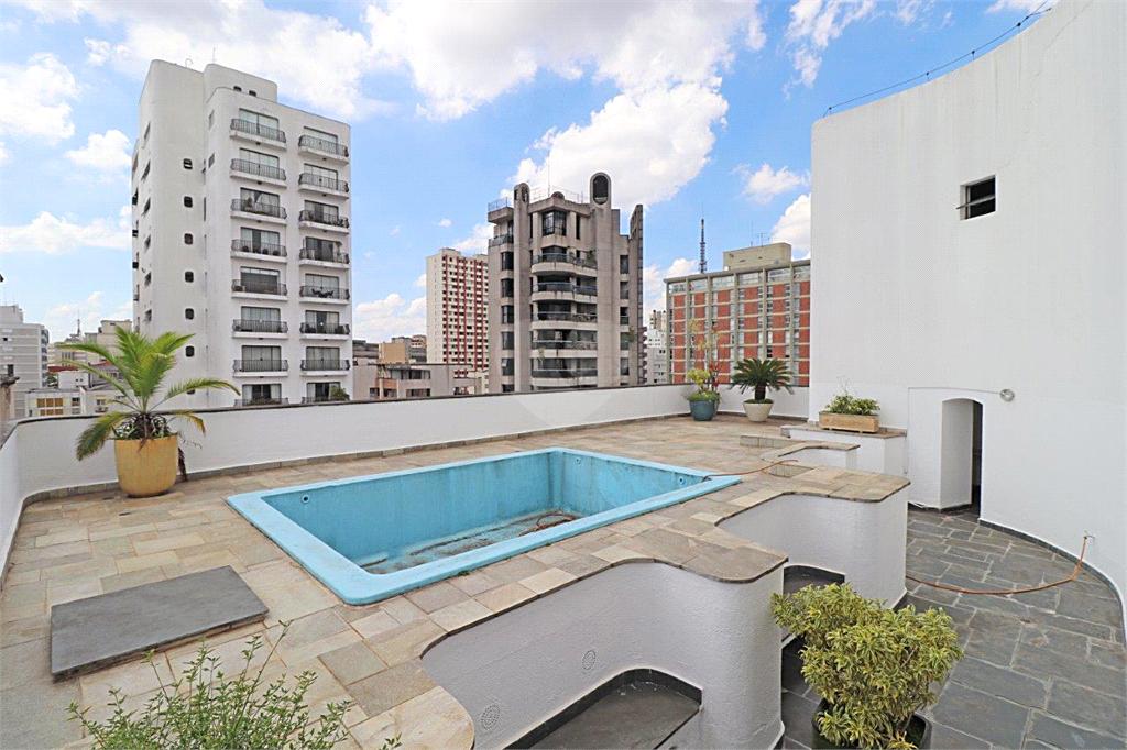 Venda Cobertura São Paulo Consolação REO471725 4