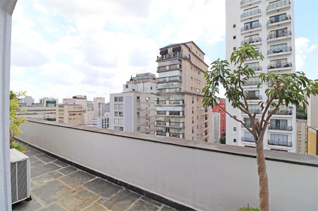 Venda Cobertura São Paulo Consolação REO471725 15