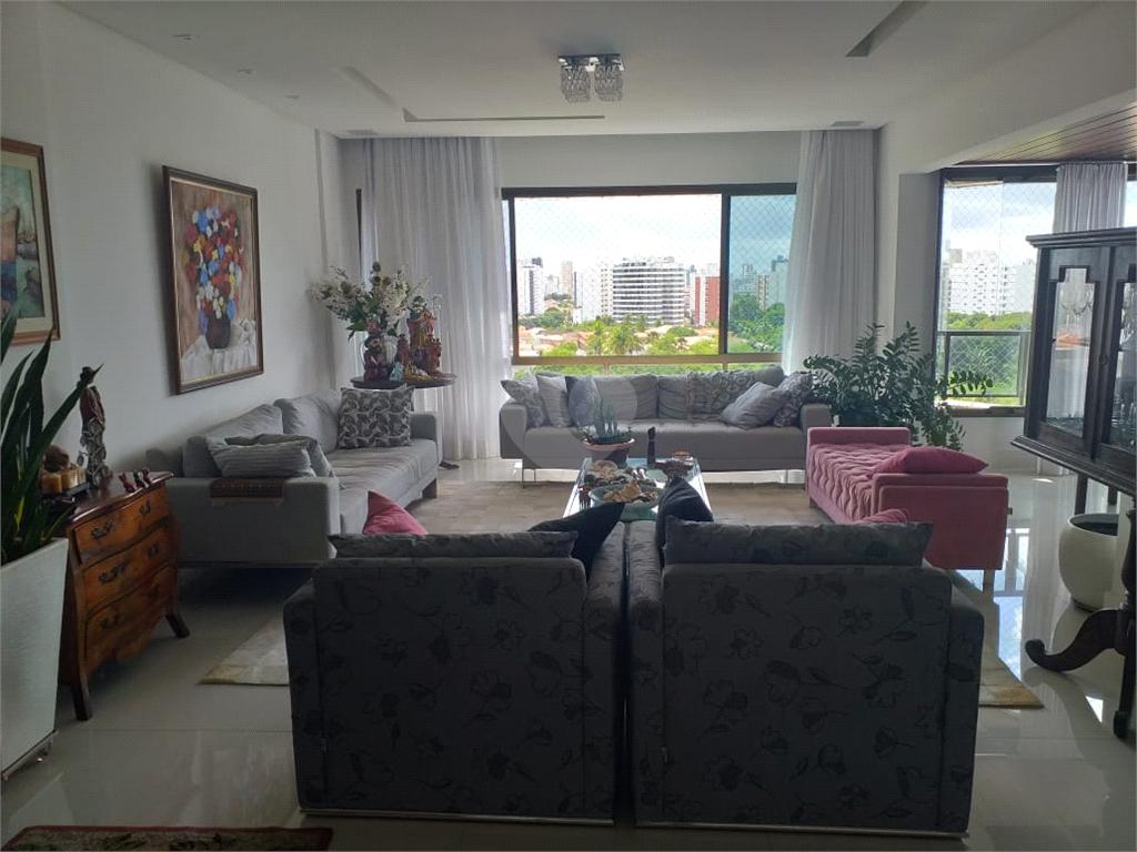 Venda Apartamento Salvador Itaigara REO474444 7