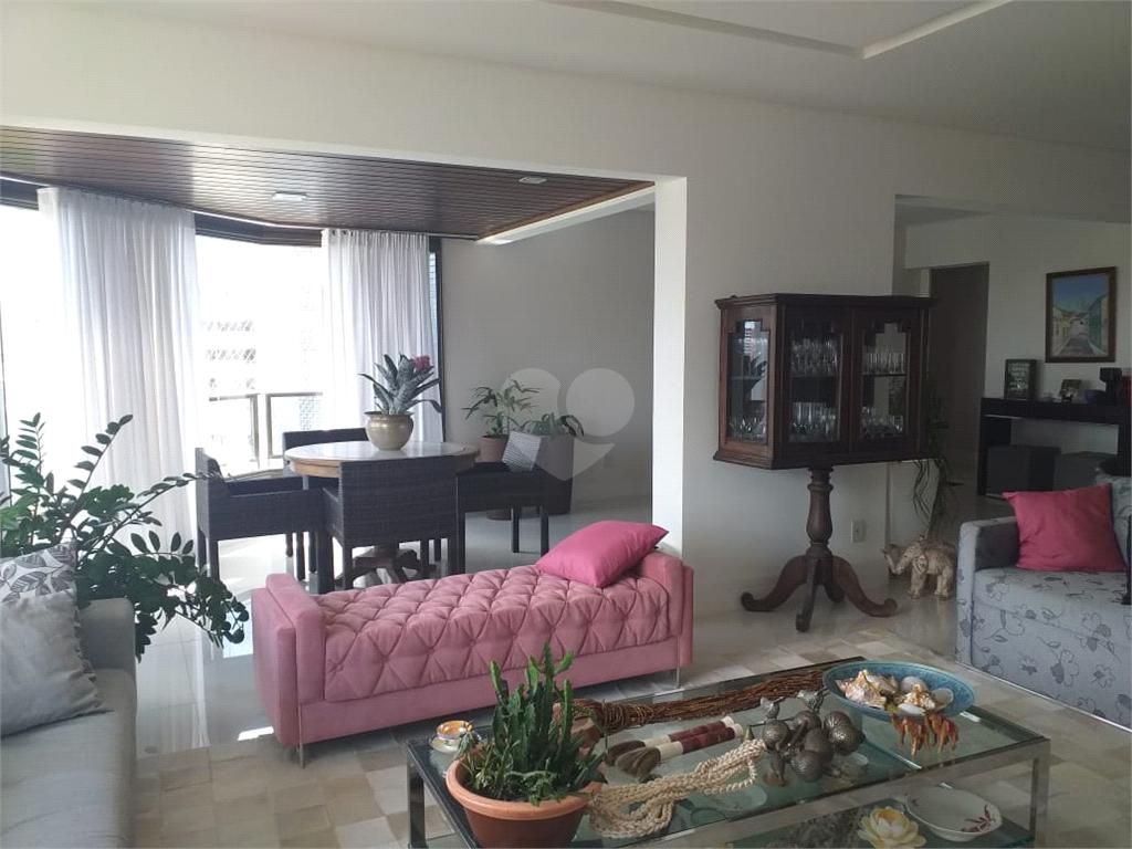 Venda Apartamento Salvador Itaigara REO474444 3
