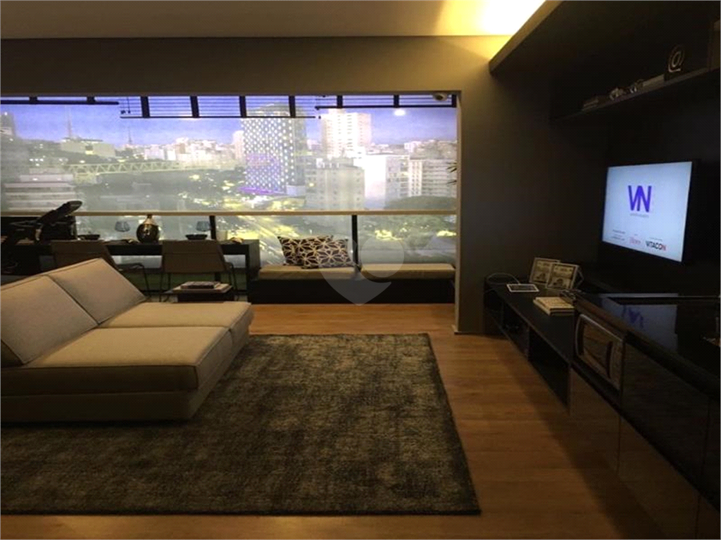 Venda Apartamento São Paulo Pinheiros REO474939 17