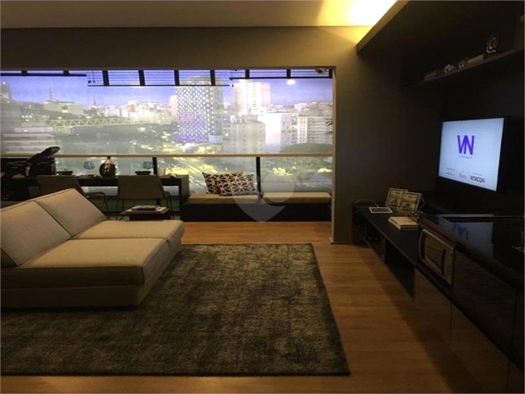 Venda Apartamento São Paulo Pinheiros REO474939 23