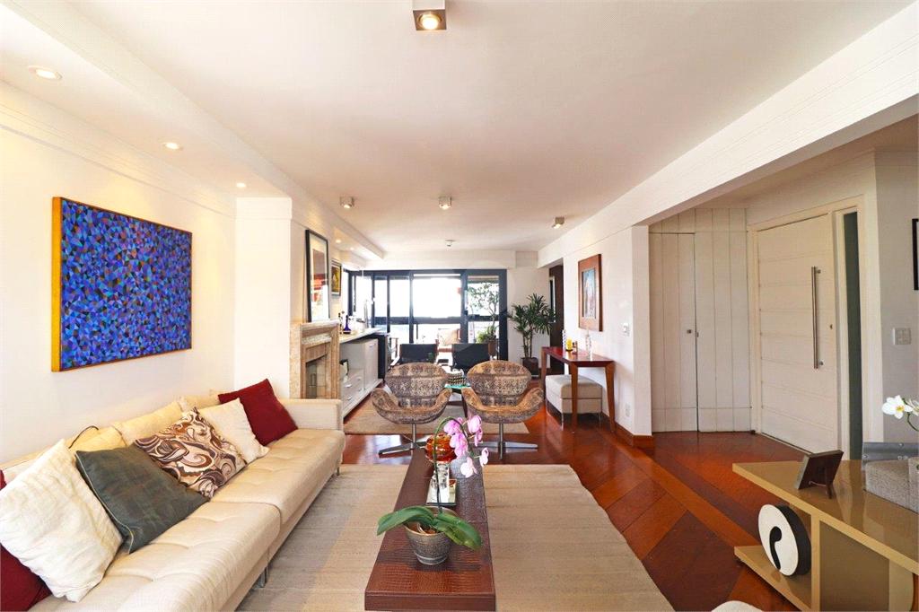 Venda Apartamento São Paulo Pinheiros REO475357 8