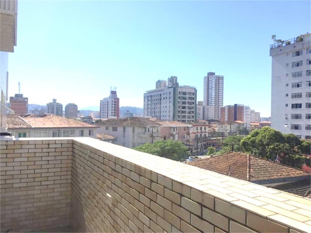 Aluguel Apartamento Santos José Menino REO475865 19