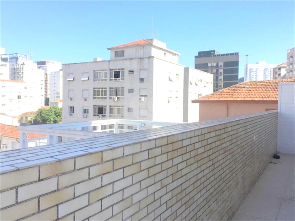 Aluguel Apartamento Santos José Menino REO475865 22